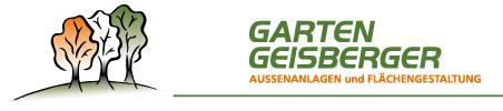 Garten Geisberger, Aussenanlagen und Flächengestaltung